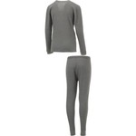 Magellan Outdoors Boys' Thermal Waffle Baselayer Set - view number 3