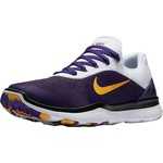 Nike Men's Louisiana State University Free Trainer V7 Week Zero Training Shoes - view number 2