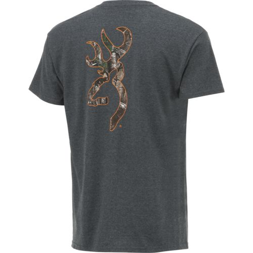 Browning Men's Realtree Buckmark Graphic T-shirt
