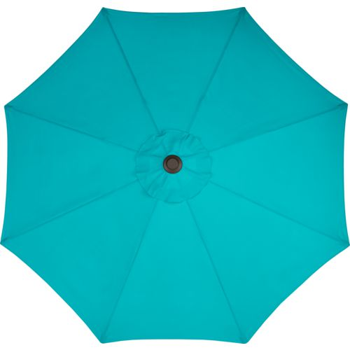 Mosaic 9 ft Aluminum Frame Market Umbrella - view number 2