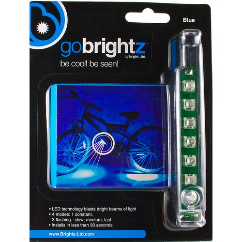 Display product reviews for Brightz GoBrightz Bike Frame Lights