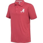 Colosseum Athletics™ Men's University of Alabama Academy Axis Polo Shirt - view number 3