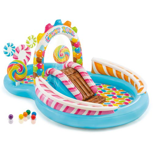 Display product reviews for INTEX Candy Zone Play Center Pool