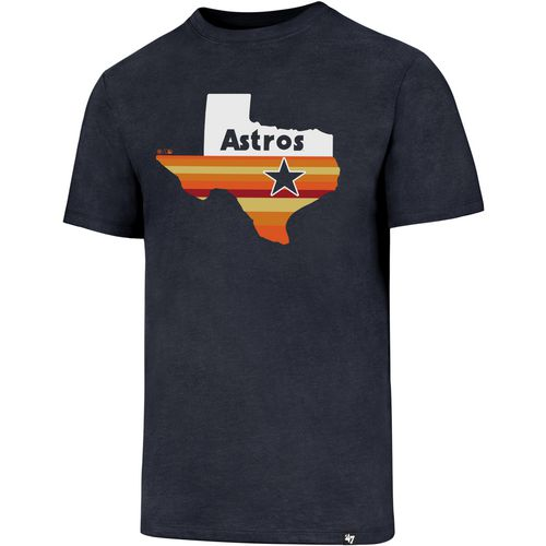 Display product reviews for '47 Houston Astros Rainbow State Cooperstown Regional Club T-shirt