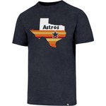 '47 Houston Astros Rainbow State Cooperstown Regional Club T-shirt - view number 1
