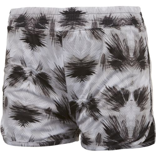 BCG Girls' Printed Honeycomb Basketball Short - view number 1