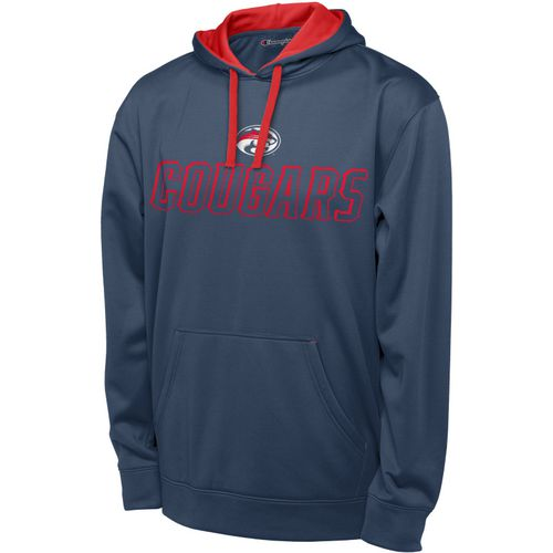 Champion Men's University of Houston T-Formation Hoodie