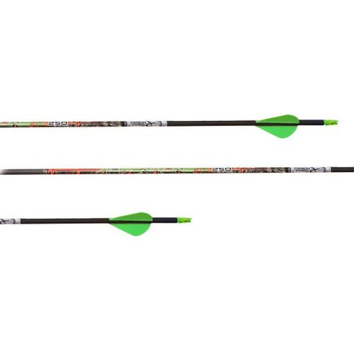 Carbon Express Adrenaline XSD 250 Carbon Arrows 6-Pack - view number 2