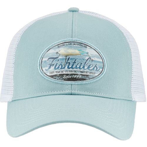 Magellan Outdoors Men's Fishtales Trucker Cap