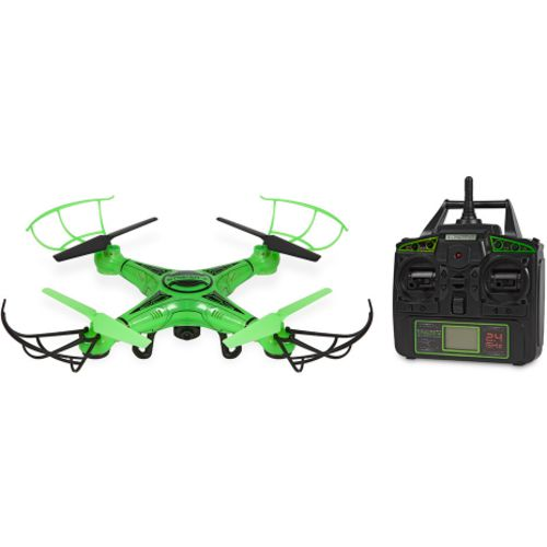 World Tech Toys Striker-X Glow-In-The-Dark 2.4 GHz 4.5-Channel RC HD Camera Drone - view number 1
