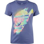 Nike Girls' Sportswear Painted Futura Short Sleeve T-shirt - view number 1