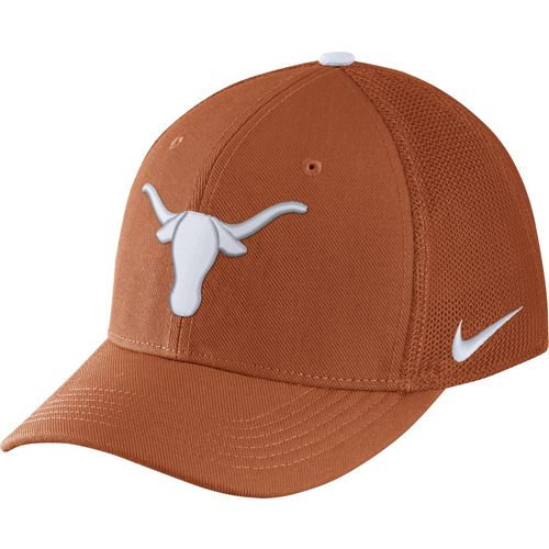 Nike Men's University of Texas Aerobill Classic99 Swooshflex Cap