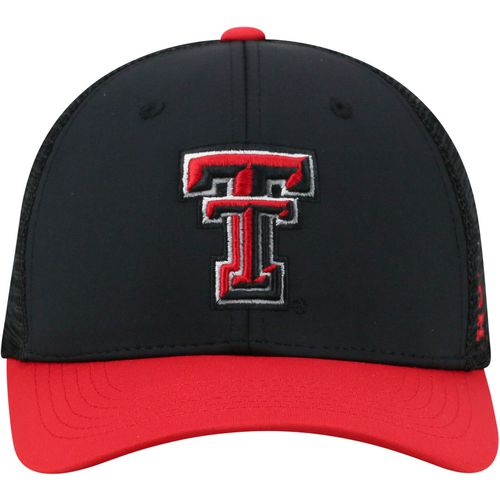 Top of the World Men's Texas Tech University Chatter Flex Fit Cap