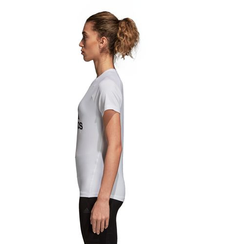 adidas Women's Design 2 Move Logo T-shirt - view number 6