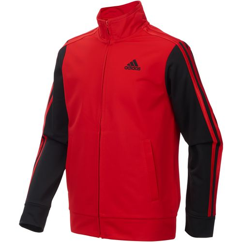 Display product reviews for adidas Boys' Iconic Tricot Jacket