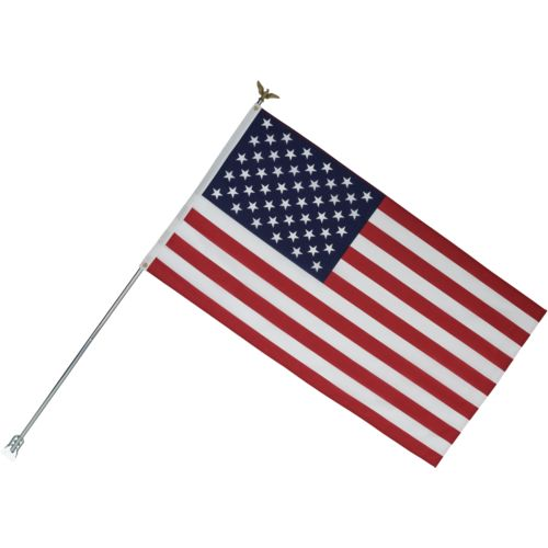 Image for Annin Flagmakers 3' x 5' American Flag Set from Academy