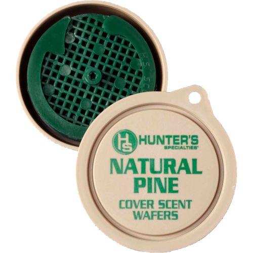 Image for Hunter's Specialties® Cover Scents Pine Scent Wafers™ 3-Pack from Academy
