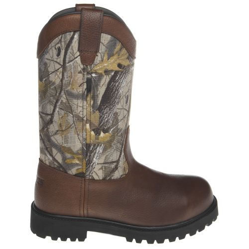 Brazos® Men's Premium RealTree Camo Waterproof Boots