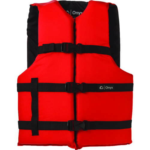 Onyx Outdoor Adults' General Purpose Boating Vest
