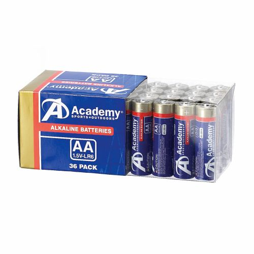 Academy® Sports + Outdoors AA Batteries 36-Pack