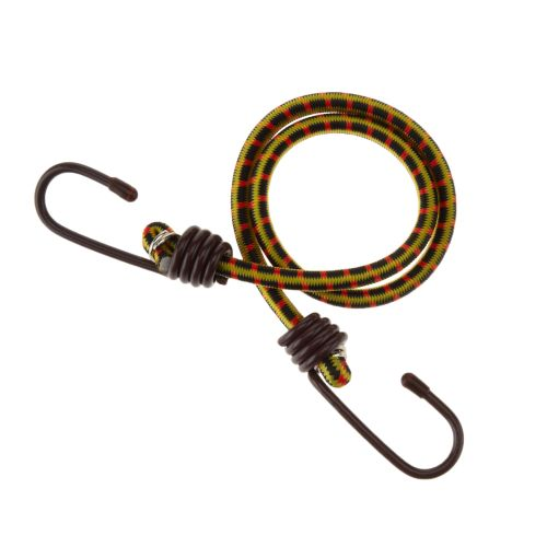 "Timber Creek Stretch Cords 24"" Multi-colored 2-Pack"