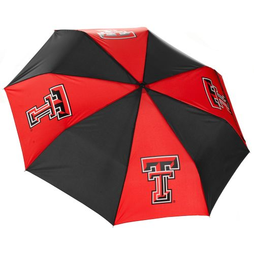 Image for Storm Duds Texas Tech University Super Pocket Mini Umbrella from Academy
