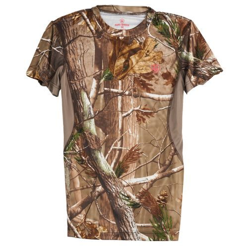 Game Winner® Women's Short Sleeve Base Layer Top