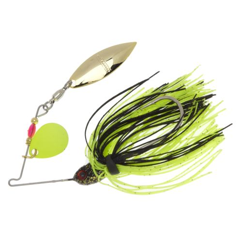 Display product reviews for BOOYAH Pond Magic 3/16 oz Tandem Blade Spinnerbait