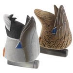 Game Winner® Mallard Feeder Decoys 2-Pack
