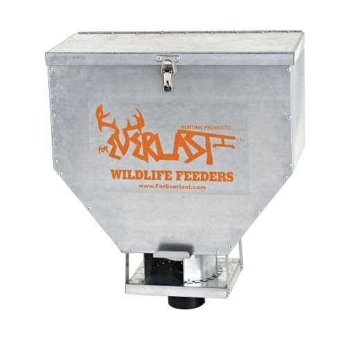 Display product reviews for ForEverlast 50 lb. Tailgate Feeder