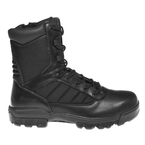 "Bates Men's 8"" Tactical Sports Side-Zip Boots"