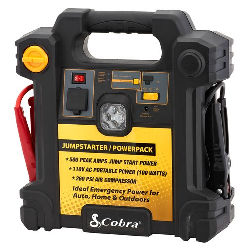 Cobra Jump Starter Power Pack