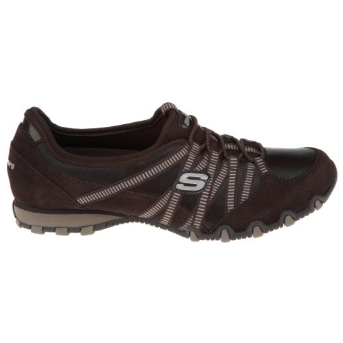 SKECHERS Women's Bikers Dream Come True Bungee Sneakers