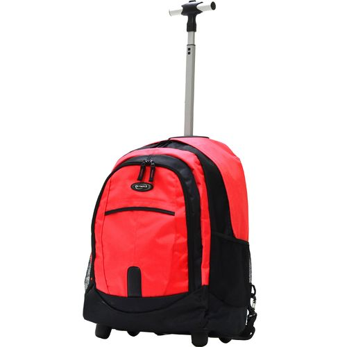 Sports Plus Kids' Olympia International Rolling Backpack