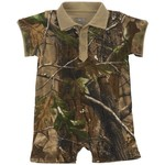 Magellan Outdoors™ Infant Boys' Realtree Polo Romper