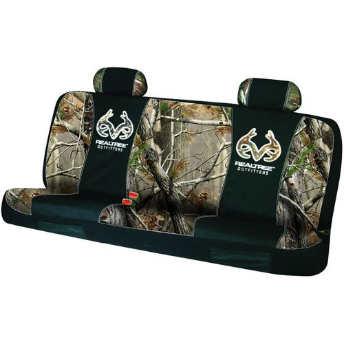 Image for Realtree Outfitters® Camo Bench Seat Cover from Academy