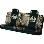 Realtree Outfitters® Camo Bench Seat Cover