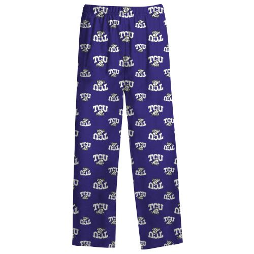 Genuine Stuff Boys' Texas Christian University Jam Pant