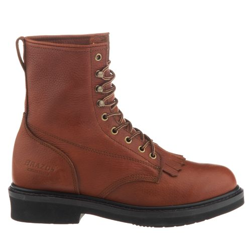 Brazos  Men s NS Kiltie Work Boots