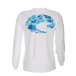 Costa Del Mar Adults' Born on the Water Long Sleeve T-shirt