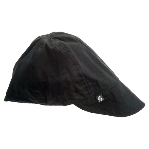 ZANHeadgear® Adults' Black Welder's Cap