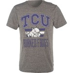 Colosseum Athletics Men's Texas Christian University Bunker T-shirt