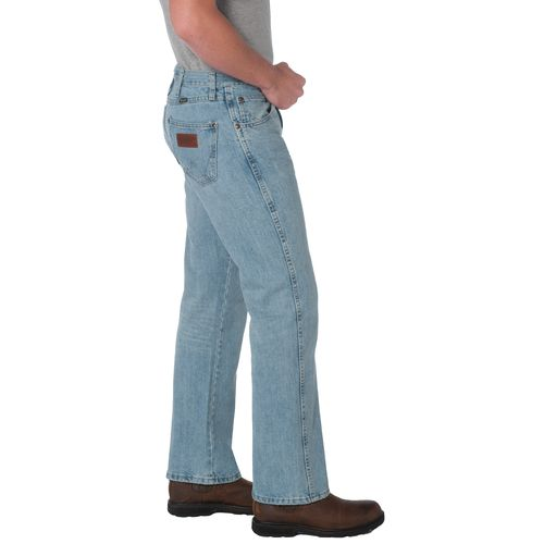 Wrangler Retro Men's Mid Rise Boot Cut Jean - view number 5