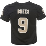 NFL Toddler Boys' New Orleans Saints Drew Brees #9 Performance T-shirt - view number 2