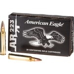 Federal® American Eagle .223 Remington 55-Grain Centerfire Rifle Ammunition