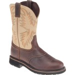 Justin Men's Western Work Boots - view number 2