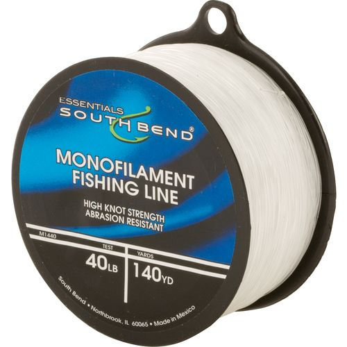 South Bend 40 lb. - 140 yards Monofilament Fishing Line