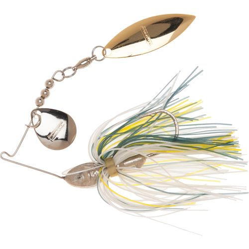 Display product reviews for BOOYAH Vibra-FLX 1/4 oz. Finesse Tandem Blade Spinnerbait