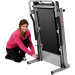 Exerpeutic TF100 Walk to Fit Electric Treadmill - view number 6