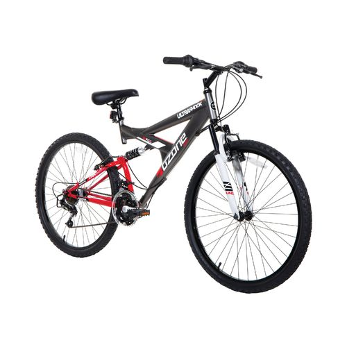 "Ozone 500® Men's Ultra Shock 26"" 21-Speed Mountain Bicycle"